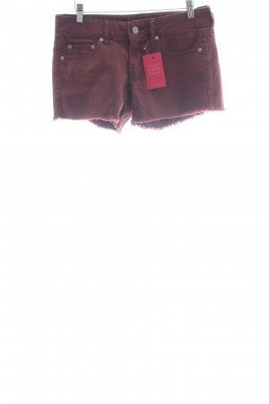 American Eagle Outfitters Shorts ruggine stile casual