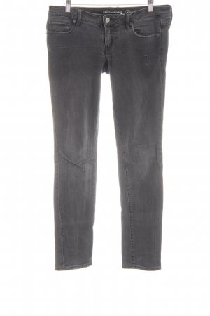 American Eagle Outfitters Skinny jeans lichtgrijs casual uitstraling