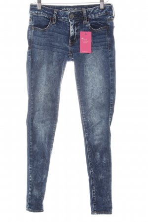 American Eagle Outfitters Skinny Jeans dunkelblau Casual-Look
