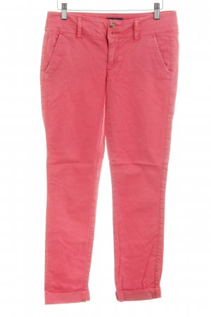 American Eagle Outfitters Slim Jeans rosa Casual-Look