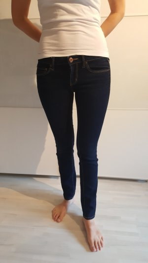 American Eagle Outfitters - Stretch Jeans dunkelblau