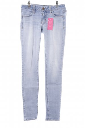 American Eagle Outfitters Stretch Jeans himmelblau-blassblau Casual-Look