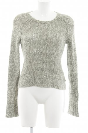American Eagle Outfitters Strickpullover limettengelb Casual-Look