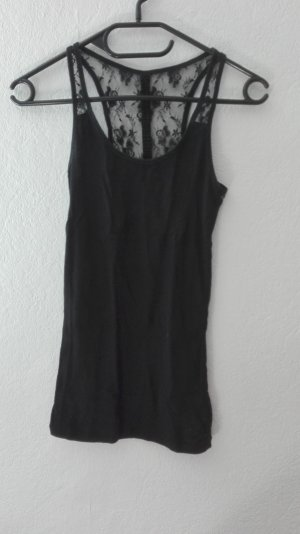 American Eagle Outfitters Camiseta sin mangas negro
