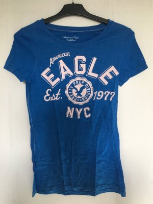 American Eagle Print Shirt NYC