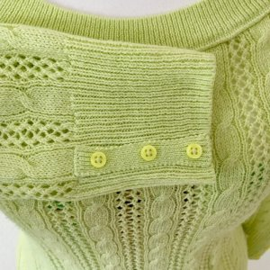 American Eagle Outfitters Sweater pale green