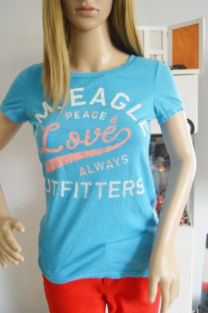* - American Eagle shirt gr.S