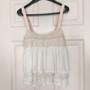 American Eagle Top Babydoll Camisole Gr S Boho Hippie