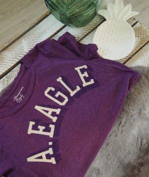 American Eagle Outfitters Camiseta lila
