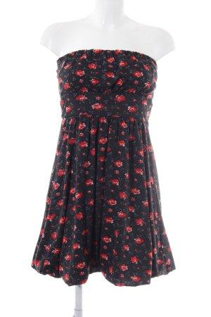 American Rag CIE Bandeau Dress floral pattern casual look