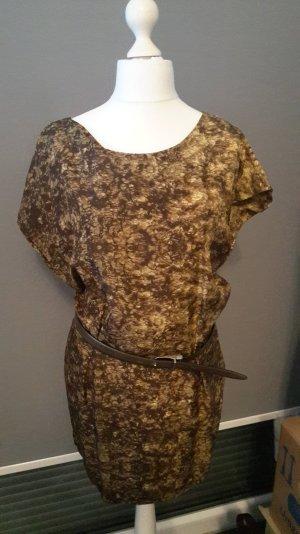 American Retro Robe doré
