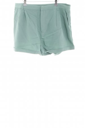 American Retro Shorts sage green casual look