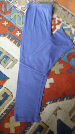 American Vintage, 3/4 Leggin, blauviolett, Gr. M, neu