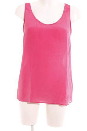 American Vintage Mouwloze blouse roze casual uitstraling