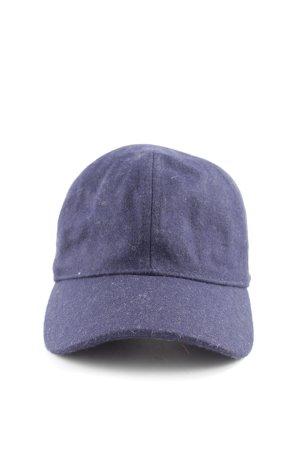 American Vintage Basecap dunkelblau Casual-Look