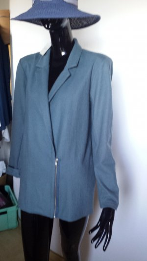 American Vintage Blazer groen-grijs Wol