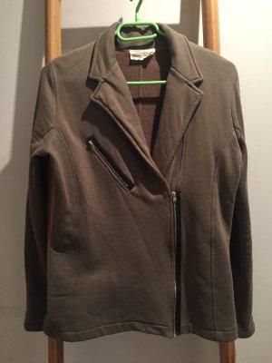 American Vintage Blazer groen-grijs