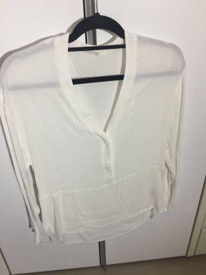 American Vintage Bluse S Cremeweiß