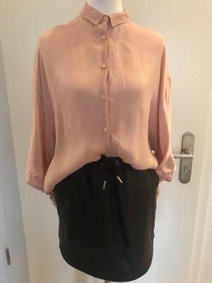 American Vintage Blusa ancha multicolor cupro