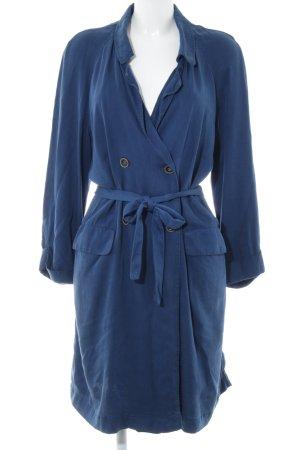 American Vintage Veste chemisier bleu acier style des années 50