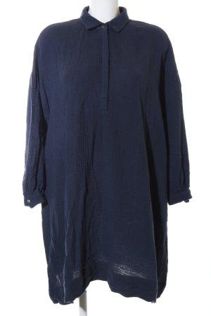 American Vintage Blouse Dress blue casual look