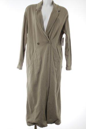 American Vintage Cardigan olivgrün Casual-Look