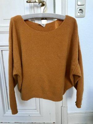 American Vintage Sweater light orange