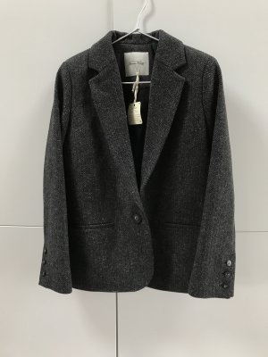 American Vintage Blazer gris antracita