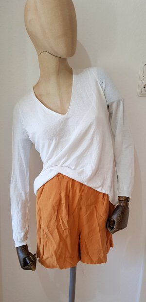 American Vintage Shorts cognac-color cammello