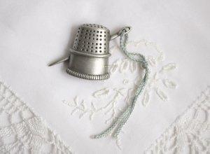 American Vintage Broche lichtgrijs-grijs