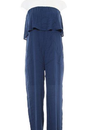 American Vintage Jumpsuit blue casual look