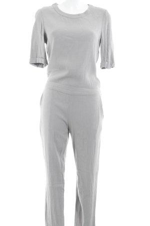 American Vintage Jumpsuit lichtgrijs elegant