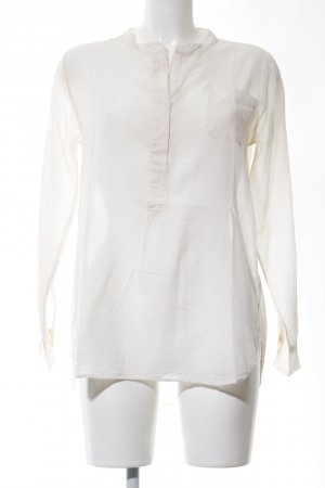 American Vintage Long Sleeve Blouse natural white business style