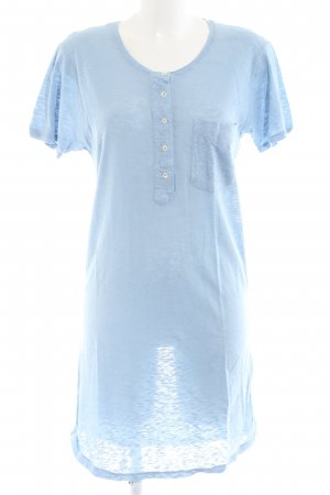 American Vintage Long Shirt turquoise casual look