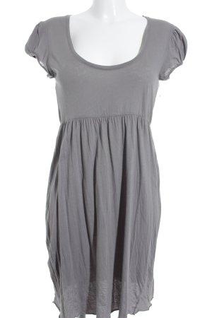 American Vintage Mini vestido gris estilo sencillo