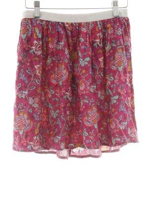 American Vintage Minifalda estampado floral Estilo playero