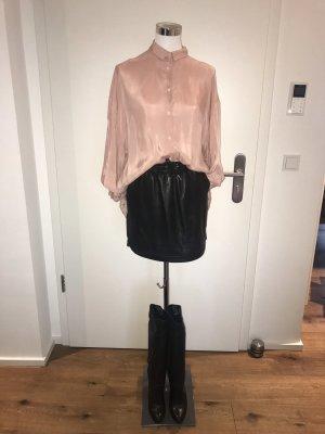 American Vintage Blusa taglie forti rosa antico