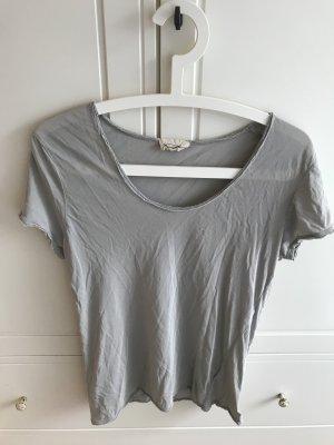 American Vintage Camisa gris claro