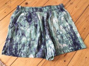 American Vintage Shorts 100% Seide, Hippie Shorts