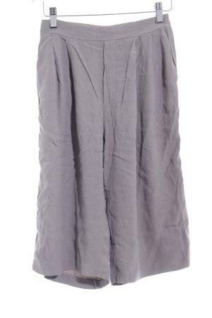 American Vintage Pantalón tipo suéter gris look casual