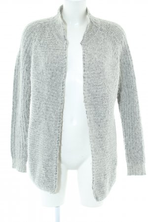 American Vintage Knitted Cardigan light grey casual look
