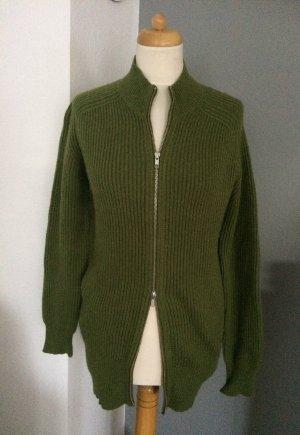 American Vintage Strickjacke grün Neu Größe S