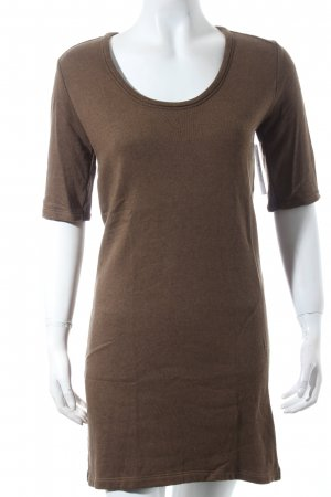 American Vintage Knitted Dress light brown casual look