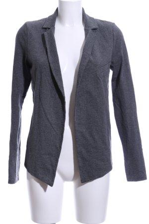American Vintage Sweat Blazer light grey flecked business style