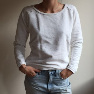 American Vintage Sweater, bunt meliert, Gr. S