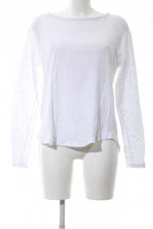American Vintage Sweat Shirt white casual look
