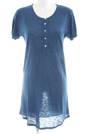 American Vintage T-Shirt blue casual look