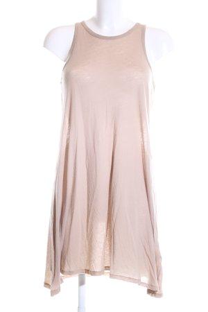 American Vintage Pinafore dress pink casual look
