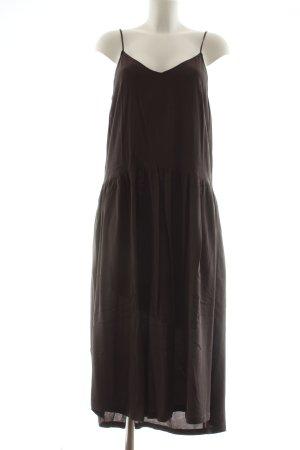 American Vintage Pinafore dress black casual look