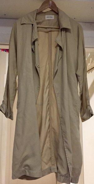 American Vintage Trenchcoat beige, Größe S